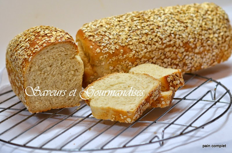 Pain complet wholemeal bread with overnight sponge dough blogs de cuisine - Recette cuisine malaisienne ...