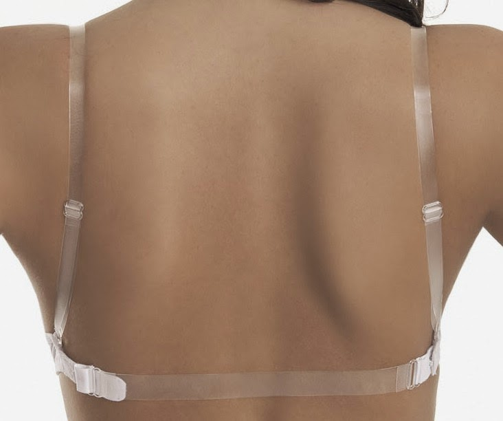 Backless Bra with Straps Around Shoulders - Best Bra Choice for Woman
