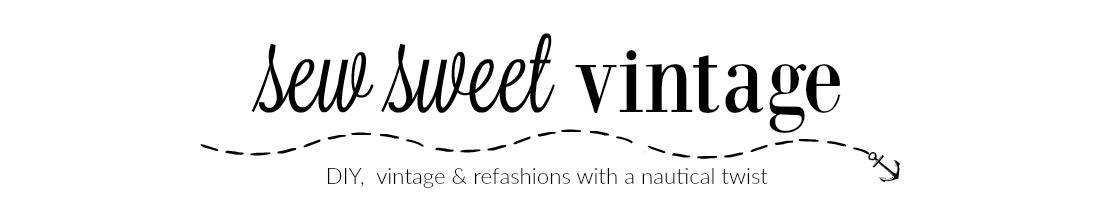 Sew Sweet Vintage