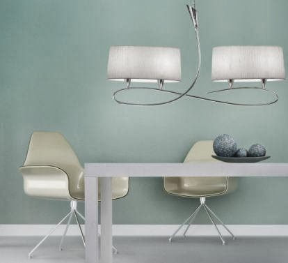 Tienda lamparas y cuadros online for Lamparas techo salon