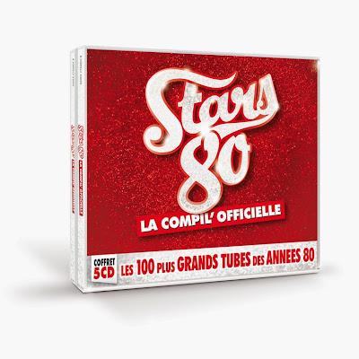 Stars 80, la compil' officielle