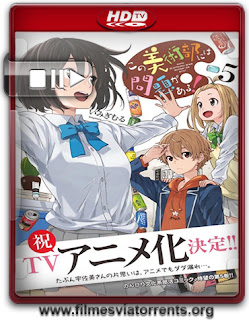 Kono Bijutsubu ni wa Mondai ga Aru! Torrent - HDTV