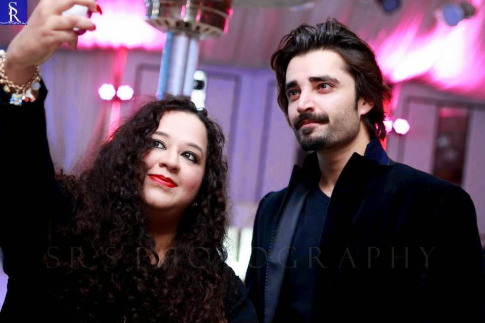 with Hamza Ali Abbasi