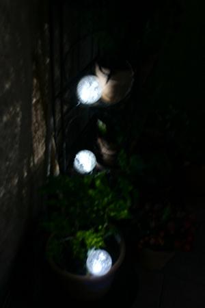 Verbrauchermeinung solar f r den garten erste erfahrungen - Solarlampen fur den garten ...