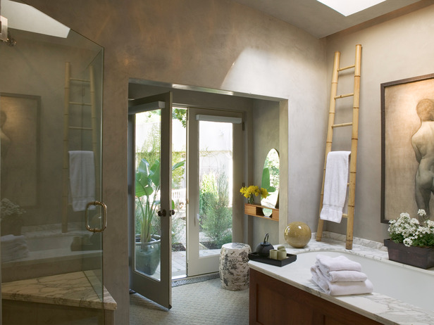 Home design ideas january 2013 for Garden bathroom ideas