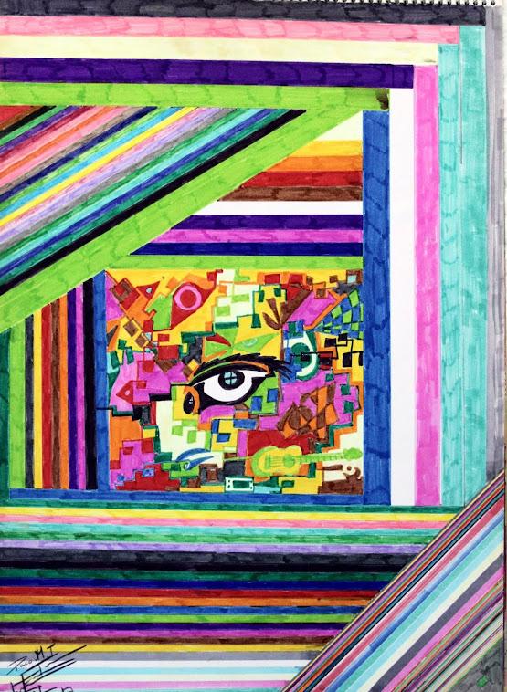 Rayas de colores 28-8-90