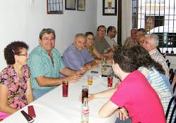Reunión fin de sesiones