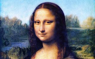 Pintura de la Mona Lisa