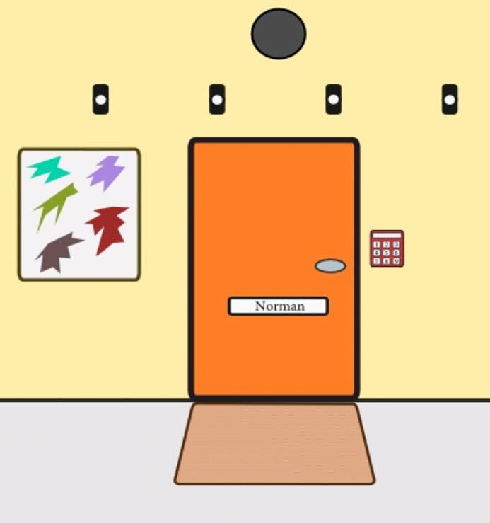 100 doors 2014 walkthrough doors 11 to 20 putas y zorras for 100 doors door 6