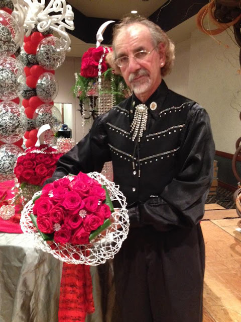 Prom-Flowers Designer Spotlight series featuring Dov E. Kupfer AIFD CFD