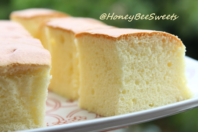 Honey Bee Sweets: Light Chedder Cheesecake