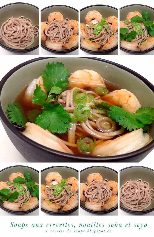 Les recettes de soupe japonaise blogs de cuisine - Recette soupe japonaise ...