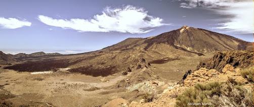 Parque Nacional del Teide.