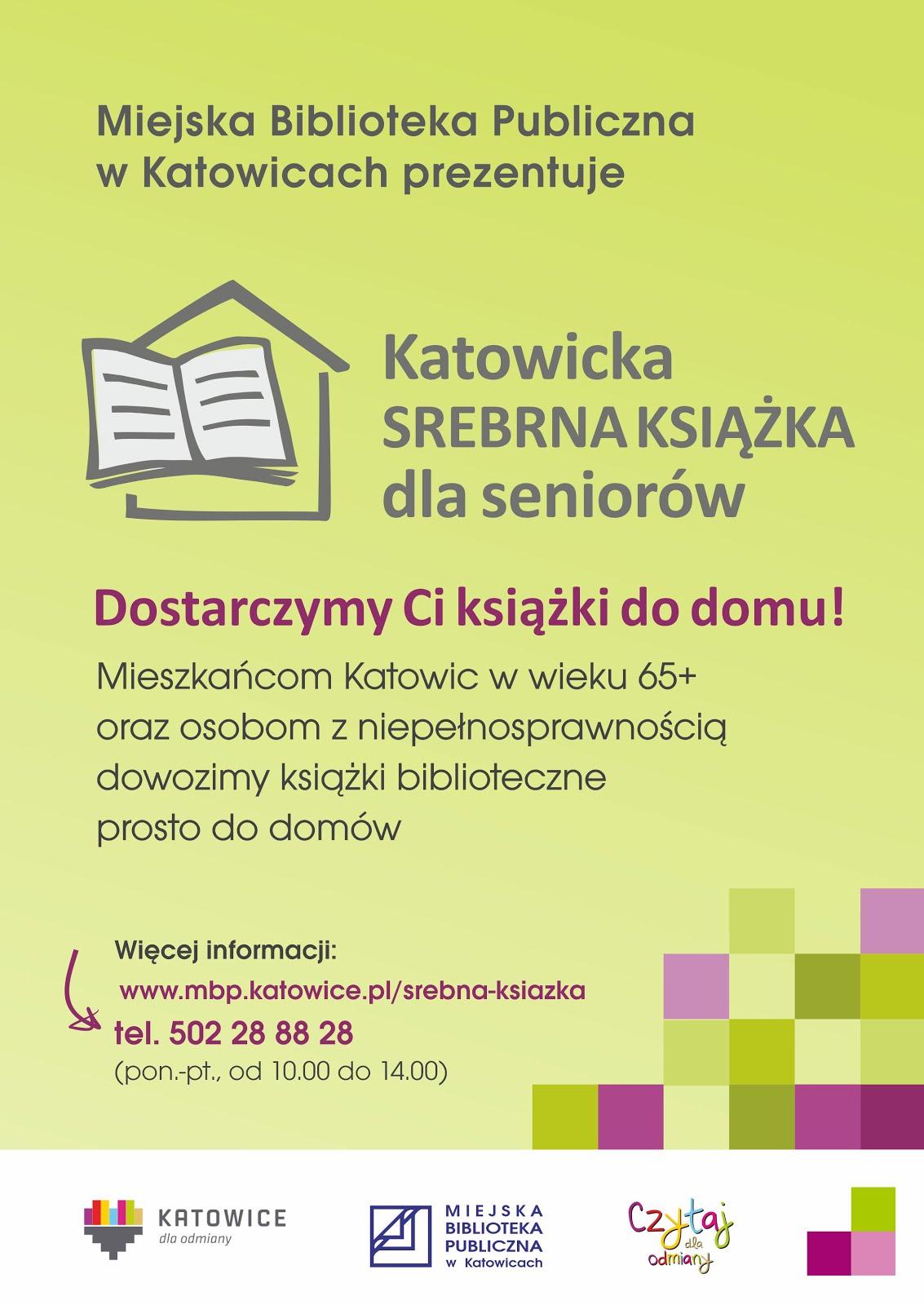 Srebrna Książka dla seniorów
