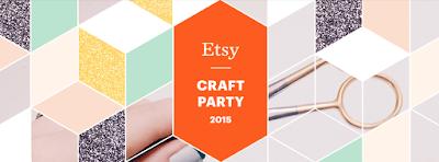 Etsy Dallas Craft Party at Zoomos
