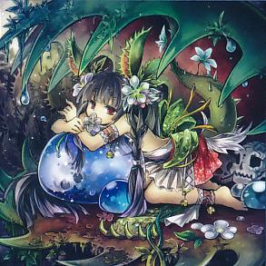 Dionea/Atrax TraptrixDionaea-PRIO-JP-R
