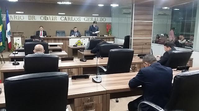 Chega à Câmara Projeto de Lei que reduz salários na Prefeitura de Coari
