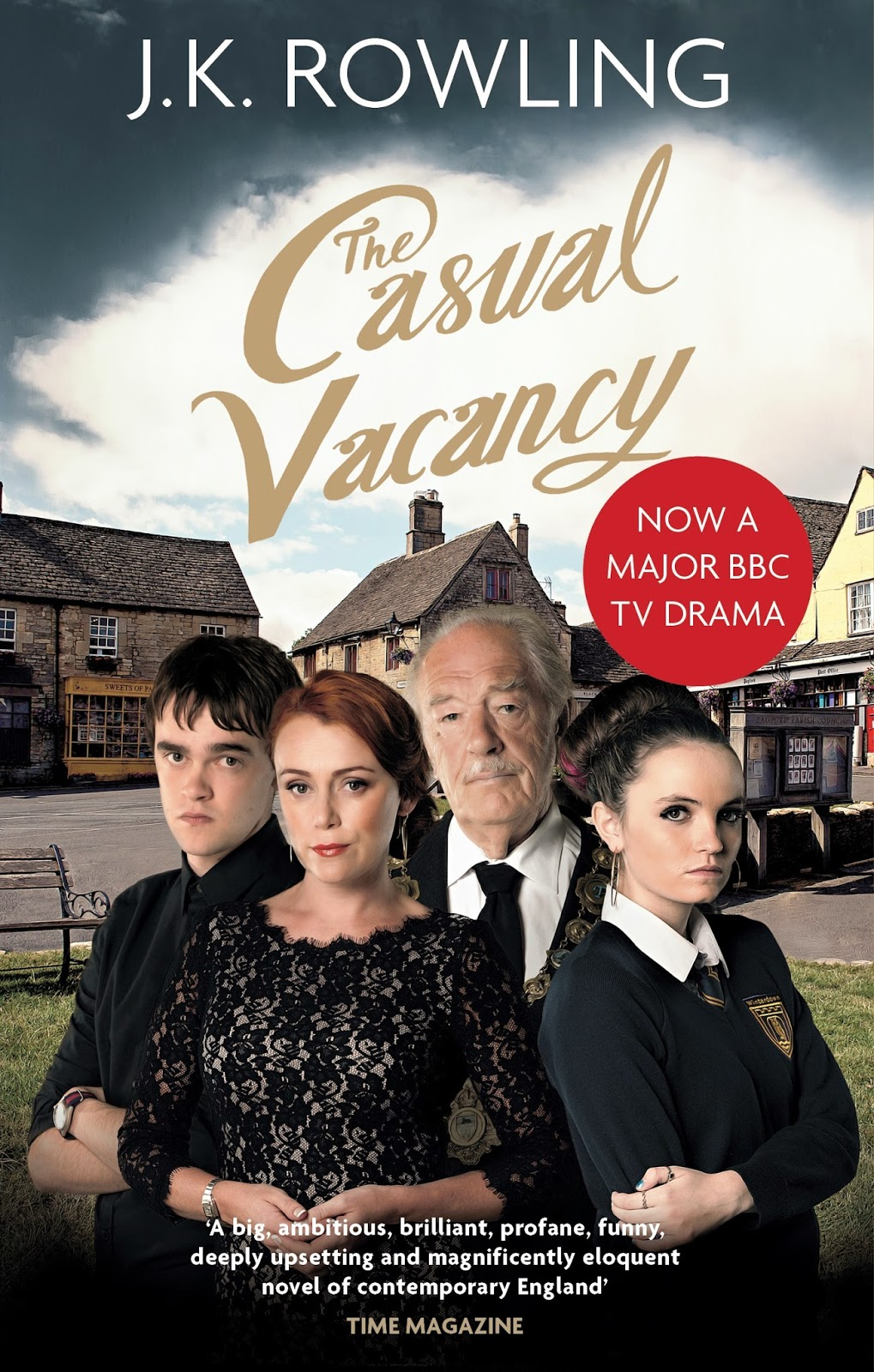 Capitulos de: The Casual Vacancy