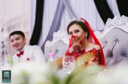 24 Gambar sekitar majlis resepsi pernikahan Erin Malek Farriz Fauzy