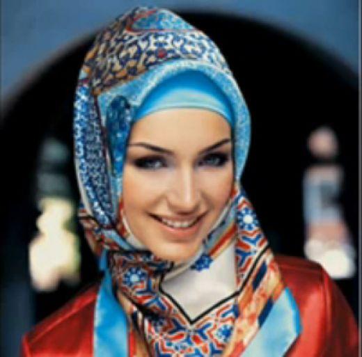 Turkish Hijab Style Fashion