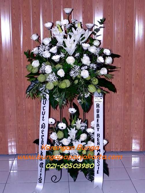 bunga untuk orang meninggal