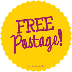 FREE POSTAGE !!!