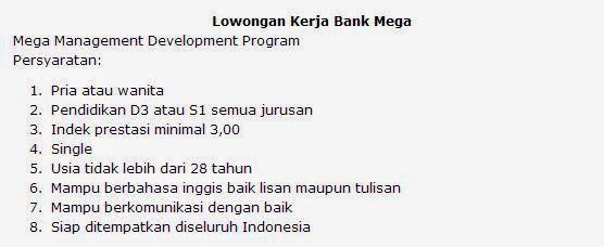 lowongan-kerja-bank-mega
