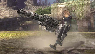 God Eater 2 Assault Gun