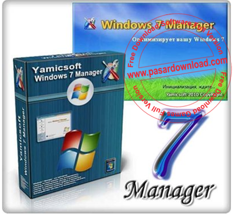 Download Yamicsoft Windows 7 Manager 4.4.1.0 Final Full Version