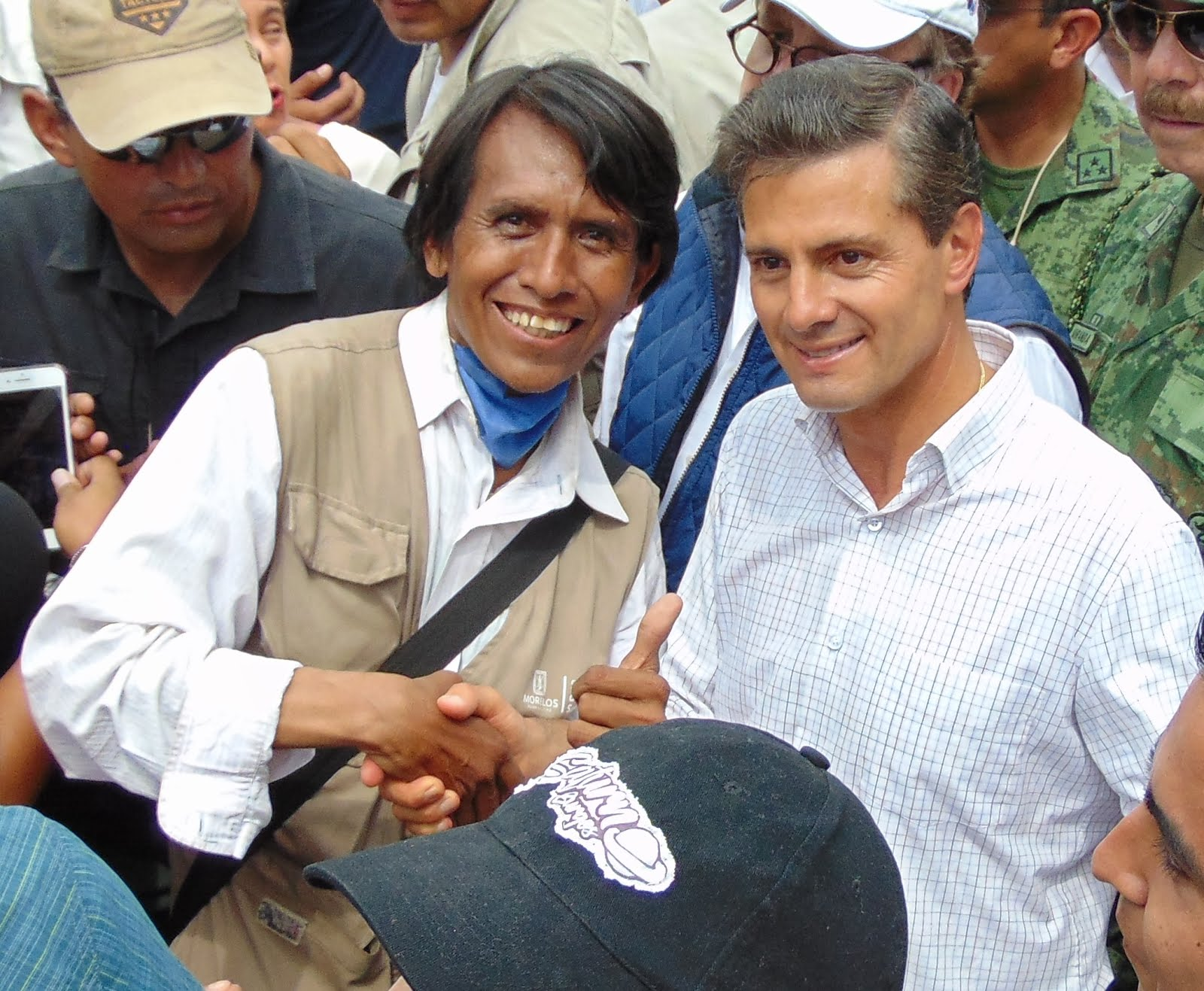 EN GIRA CON EL PRESIDENTE DE MEXICO