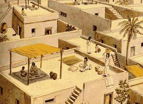 Historia de las civilizaciones las casas en el antiguo Como eran las casas griegas