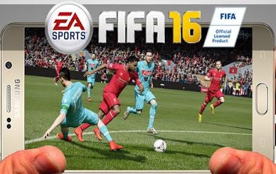 Download Dan Install Fifa 16 Untuk Android Gratis/Free (APK) Terbaru