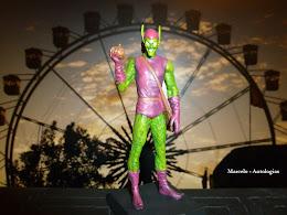 Coleção Marvel Figurine Nº 08