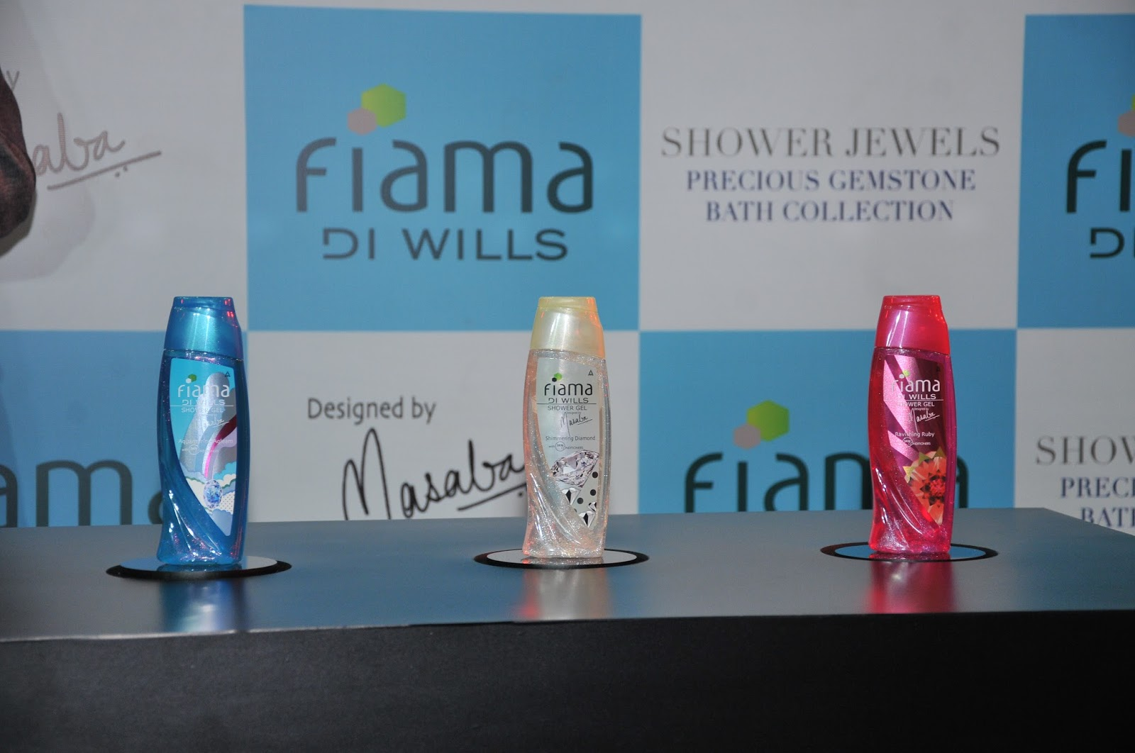PR:Fiama Di Wills launches 'Shower Jewels' by Masaba Gupta