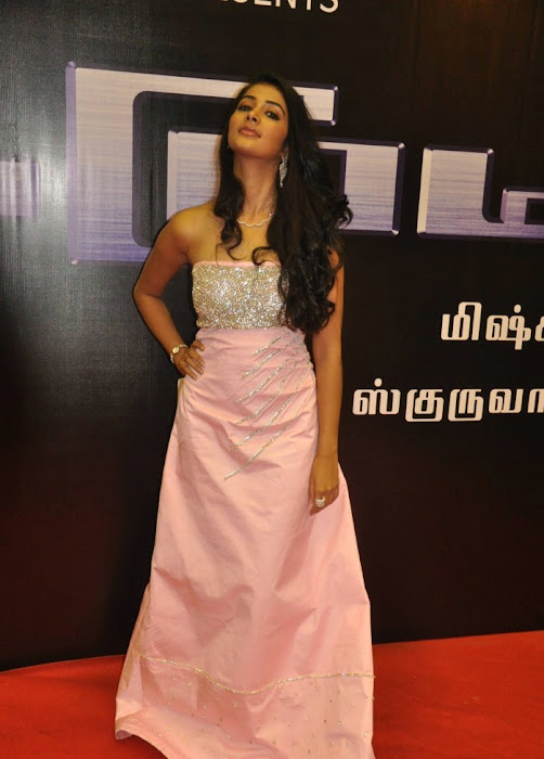 mugamoodi pooja hegde at movie launch unseen pics