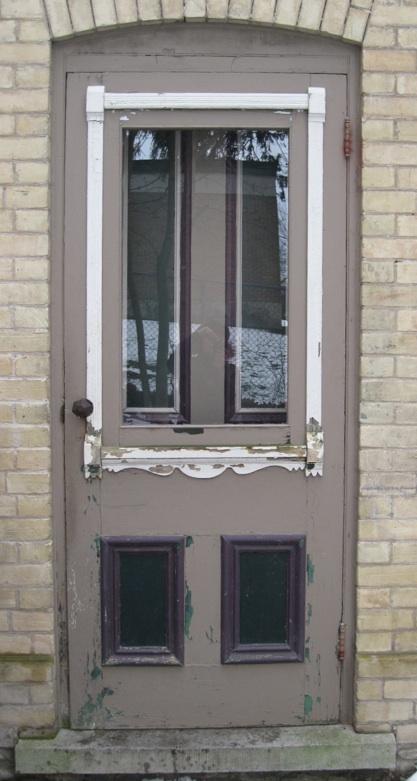 The Dusty Victorian Victorian Kitchen Door