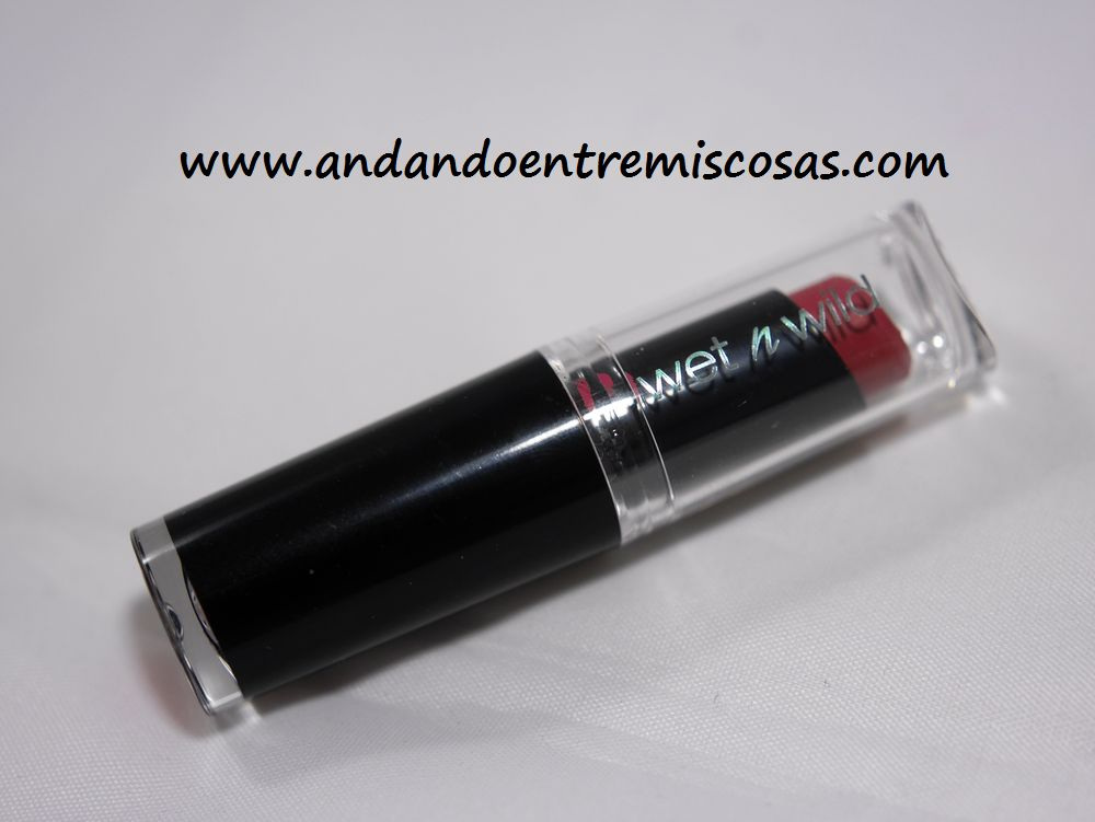 Wet n wild 905 Smokin´ hot pink