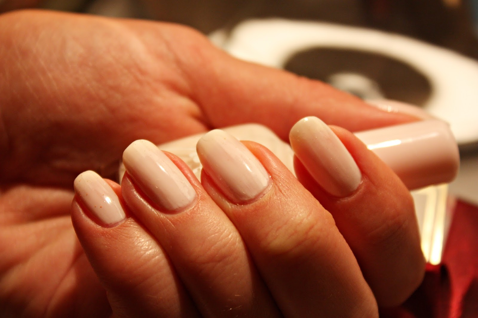 Маникюр на свои ногти