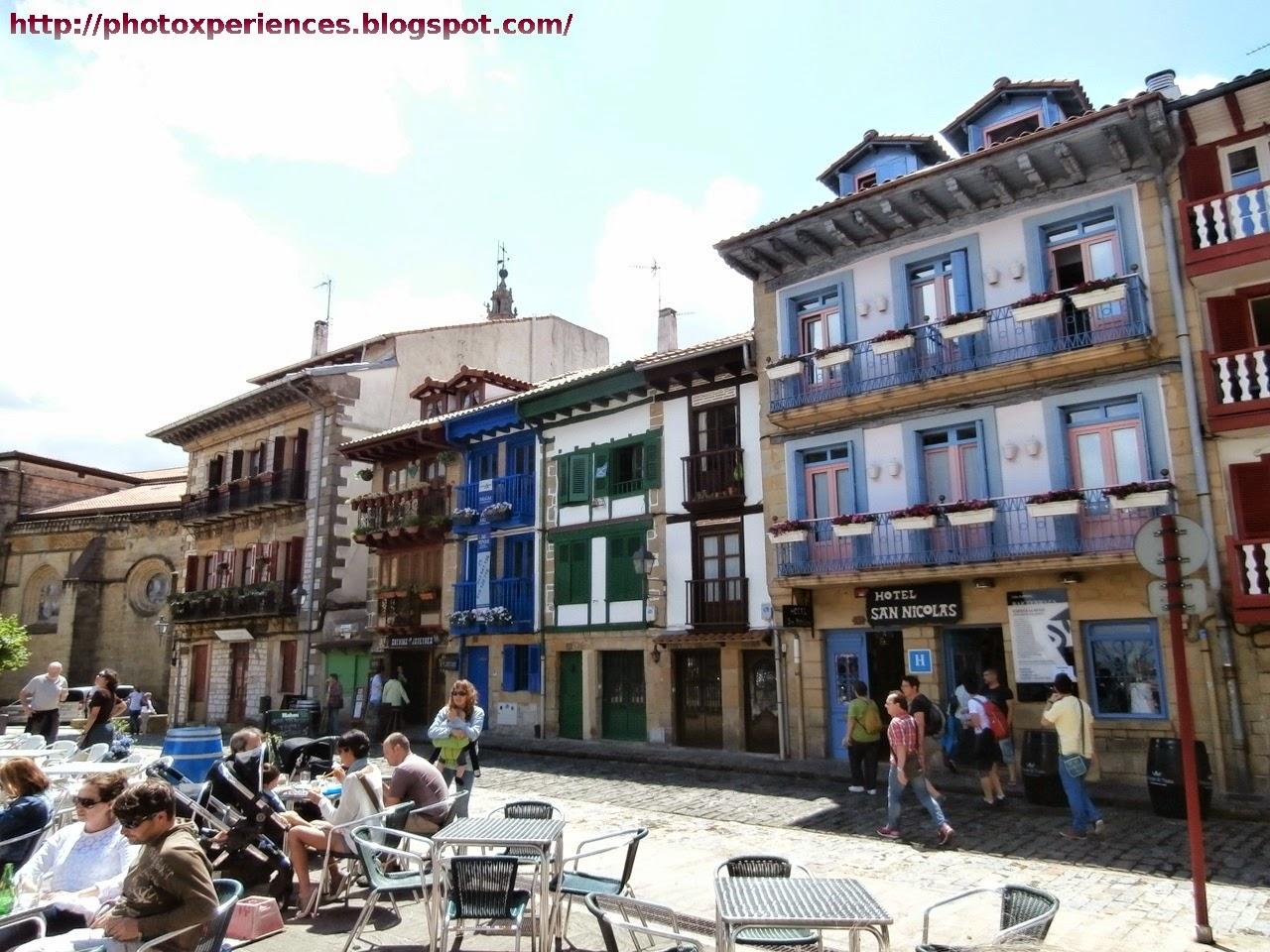 Edificios de la Plaza de Armas