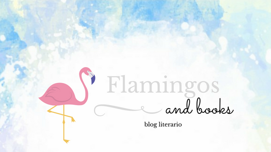 Flamingos and Books
