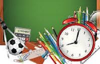 Material Escolar e Relógio 8