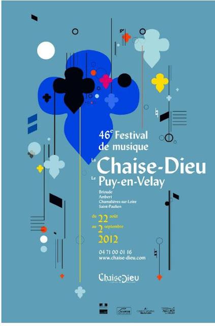Festival de Musique de la Chaise-Dieu, 2012.