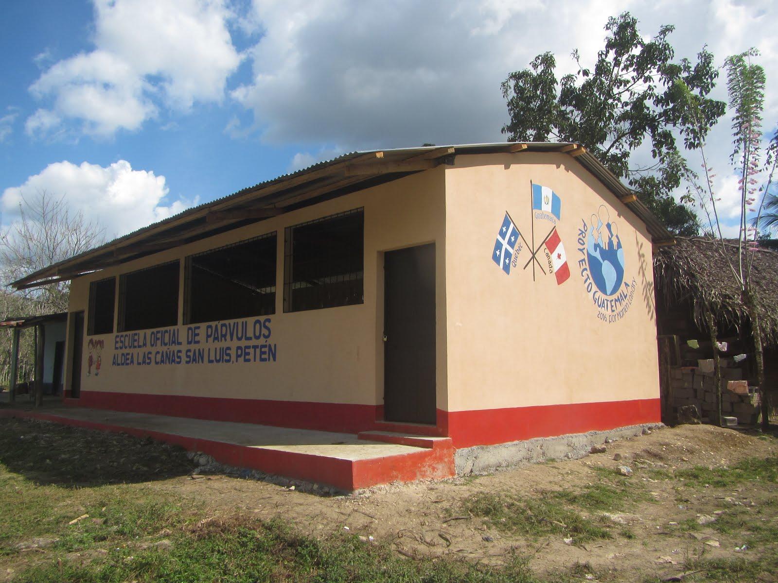 École de Las Canas 2015-2016
