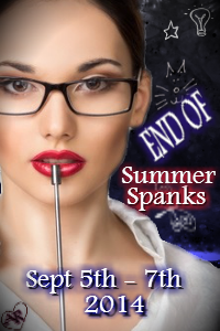 End of Summer Spanks Blog Hop