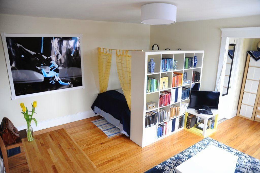 desain ruang terbuka anda menggunakan ikea room dividers
