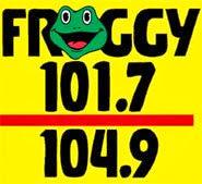 WFKY - Froggy 101.7 & 104.9