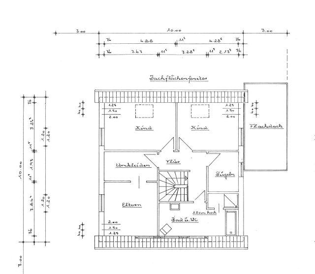 Treppenhaus Grundriss hausbau sabrina sascha grundriss und ansichten