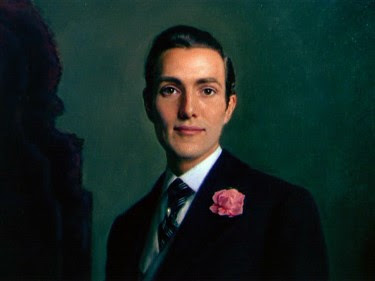 Picture of dorian gray detail
