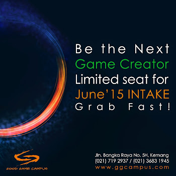 Sekolah Design dan Development Game Pertama Di Indonesia !