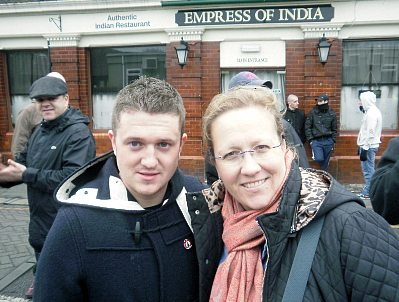 Tommy Robinson and ESW 2